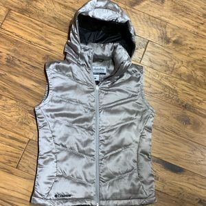 Down Filled Vest • Columbia